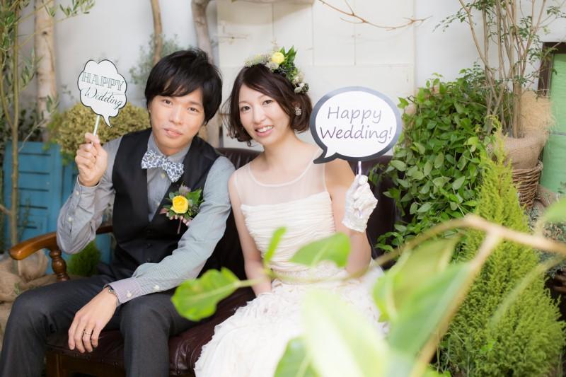 結婚式 後撮り