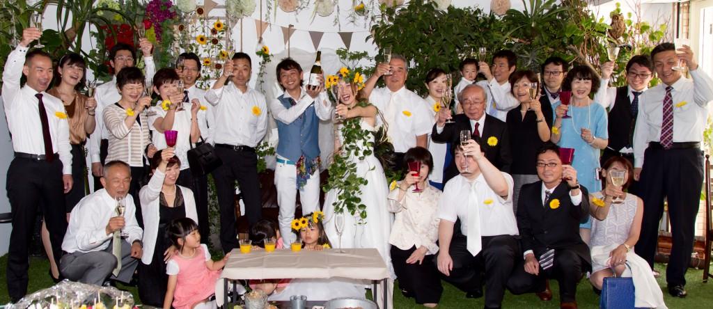 結婚写真 東京