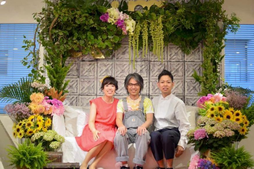 結婚式 アーチ